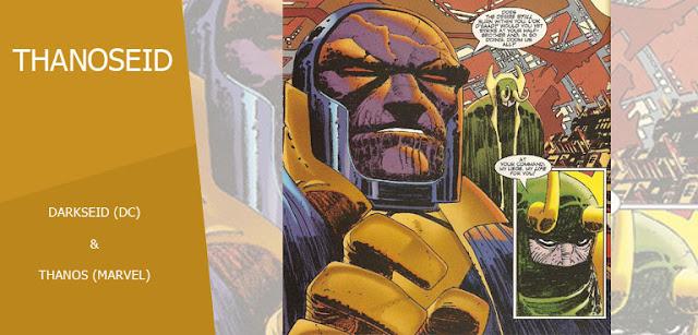 Thanoseid dalam Amalgam Universe