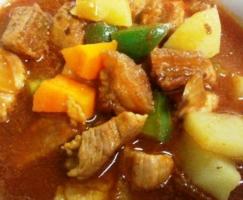 Pork Mechado - Mely\'s kitchen