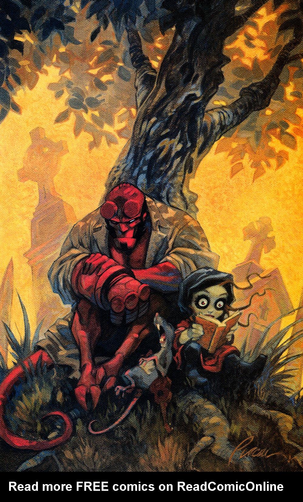 Read online Hellboy: Weird Tales comic -  Issue #6 - 25