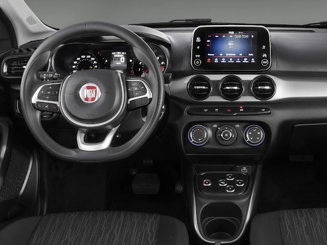 Novo Fiat 2018 Automatizado GSR