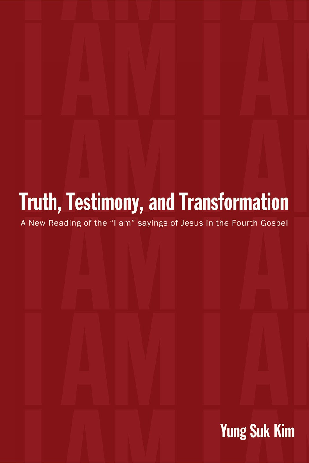 Truth, Testimony, Transformation