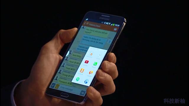 詳盡報導 SAMSUNG Galaxy Note 3、Note 10.1、 Galaxy Gear 發表會內容 Galaxy+Note+App++-35