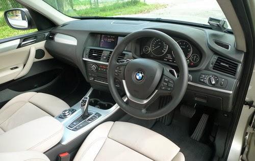 Harga Terbaru New BMW X3 2.0d xDrive 2016 | F25 Diskon ...