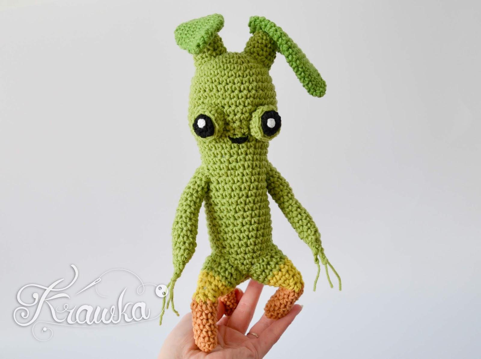 Krawka: pickett the green beast