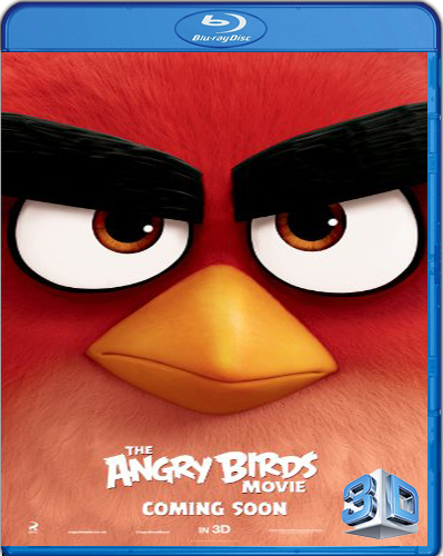 The Angry Birds Movie [2015] [BD50] [3D] [Latino]
