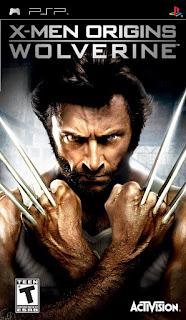 Gambar X-Men Origins : Wolverine iso PSP/PPSSPP