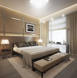 bedroom lights decor