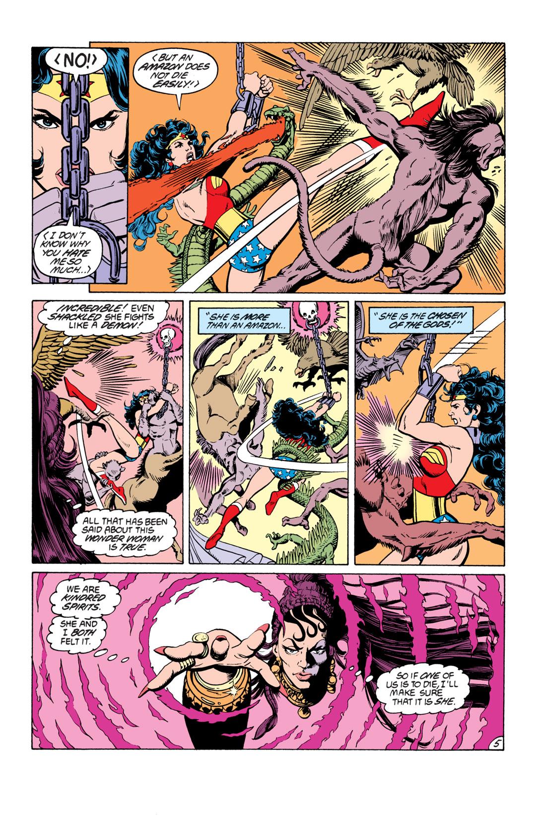 Read online Wonder Woman (1987) comic -  Issue #19 - 6