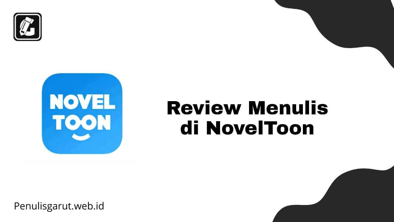 Review Menulis di NovelToon