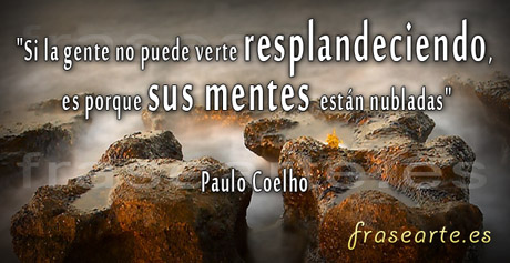 Frases para el día de Paulo Coelho