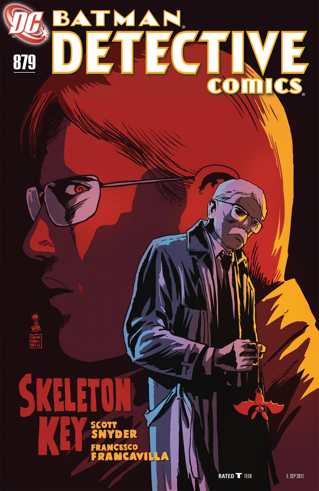 Detective Comics (1937) 879 Page 0