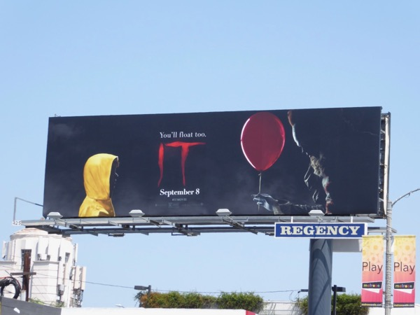 IT film billboard