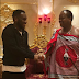 JJ Okocha Meets With King Of eSwantini [Photos