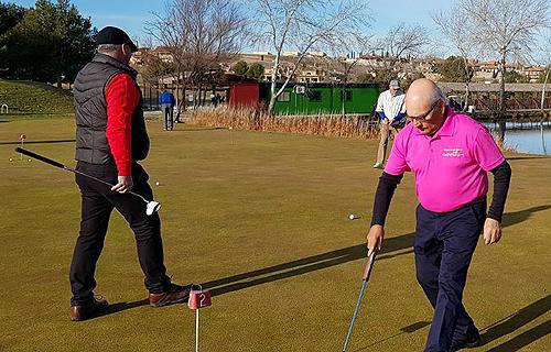 Golf jard n aranjuez inicia ganando la liga 9 campos for Golf jardin de aranjuez