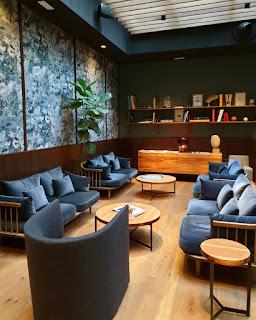 Lounge bar del Totem Hotel