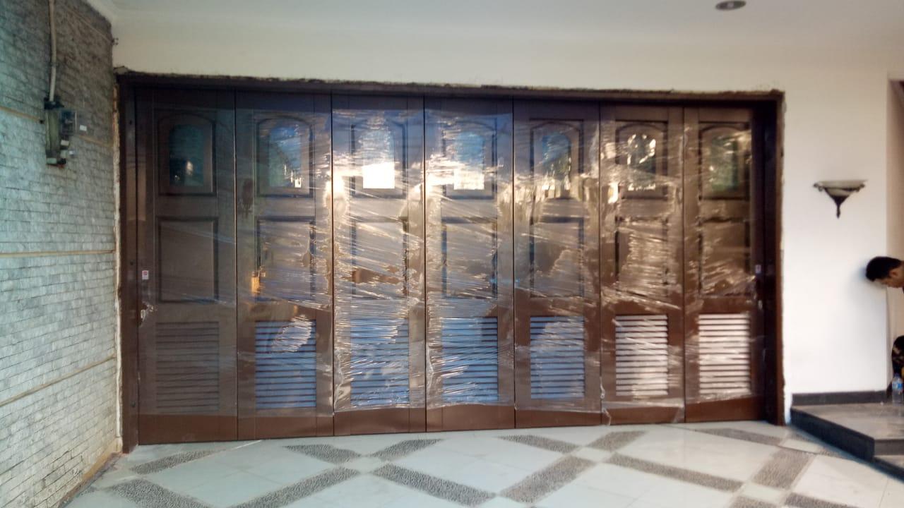 spesialis pintu lipat besi Tangerang