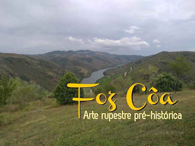 Foz Côa, arte rupestre mundial (com video)