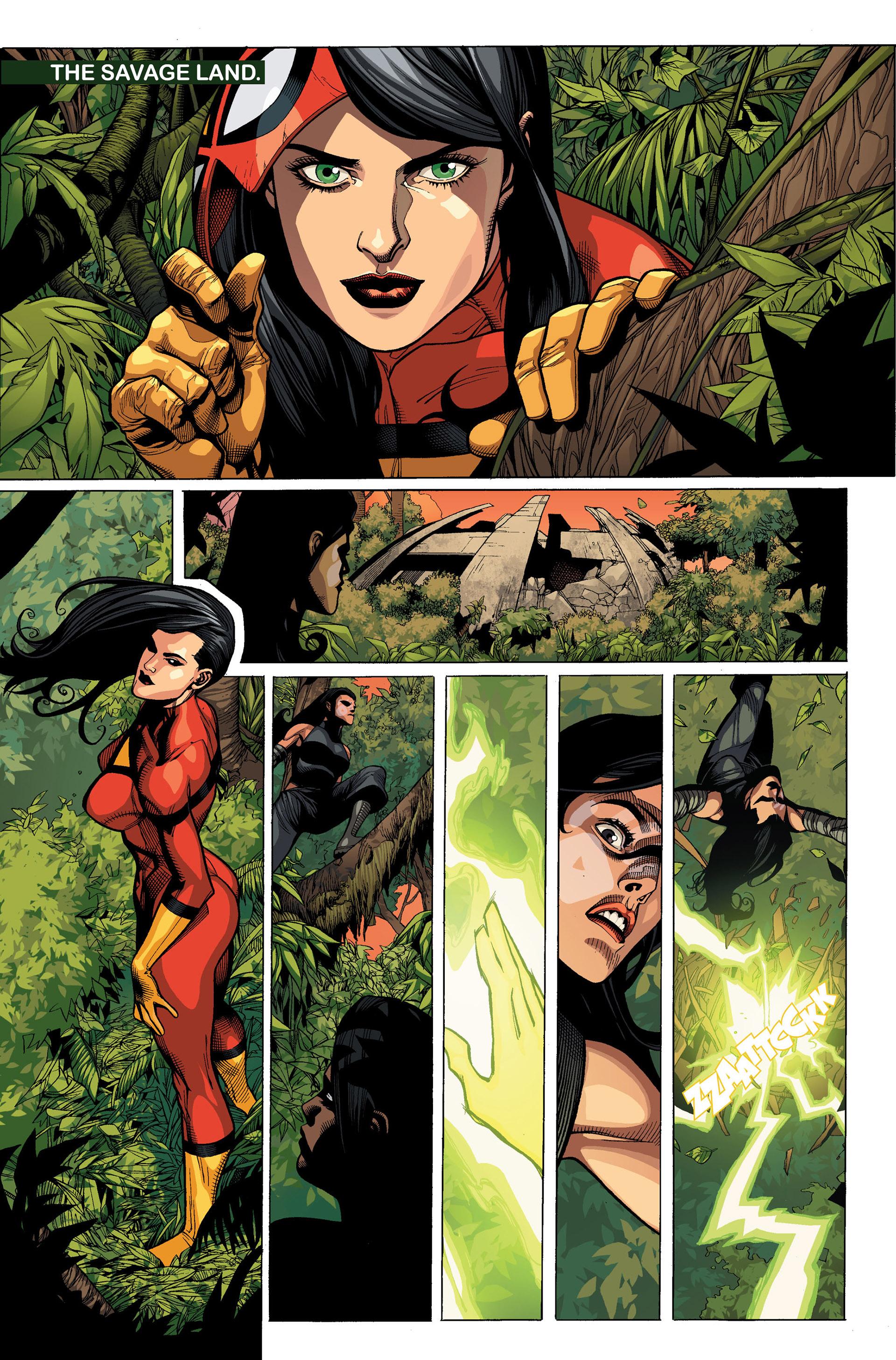 Read online Secret Invasion comic -  Issue #3 - 11