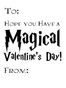 Pieces by Polly: Harry Potter Valentines (Plus Hermione ...