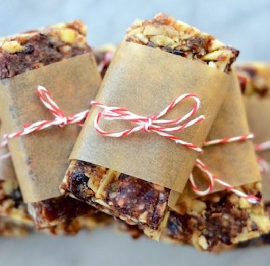 Cherry-Almond Power Bars Recipe