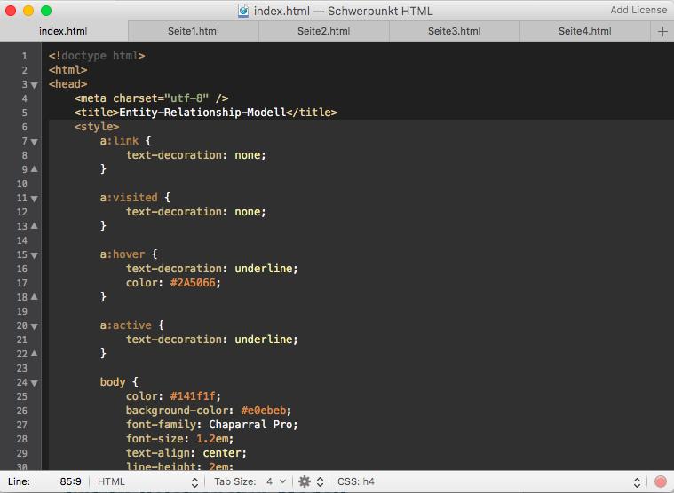 html seite herunterladen