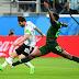 Goles - Nigeria 1-2 Argentina