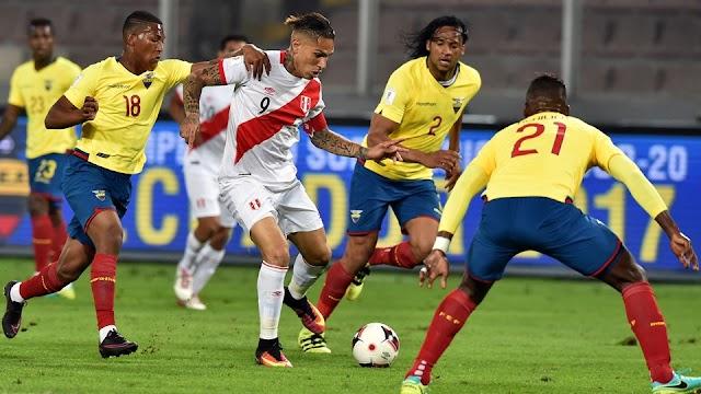 Peru se impõe e vence Equador em casa nas Eliminatórias