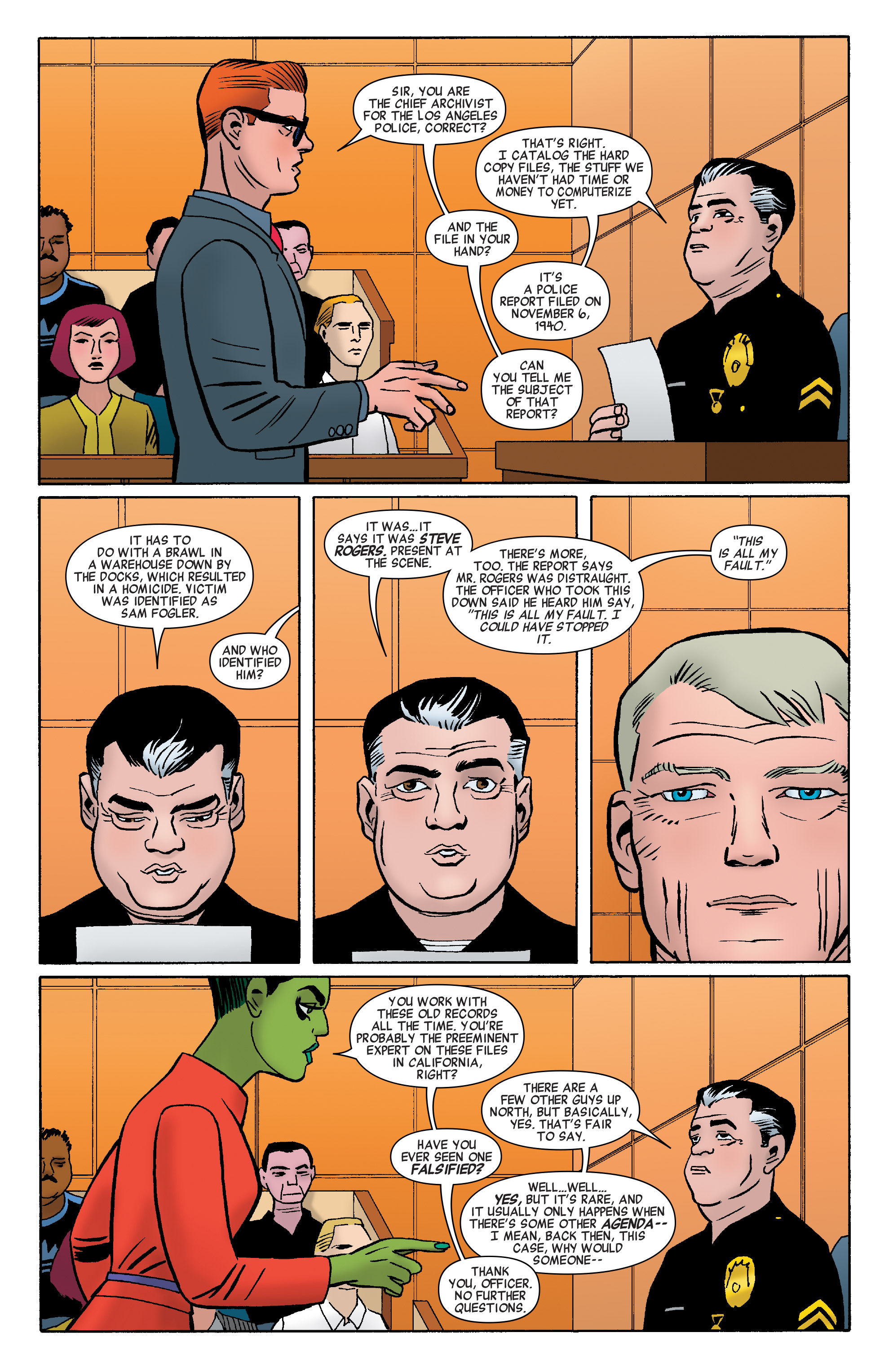 Read online She-Hulk (2014) comic -  Issue #9 - 8