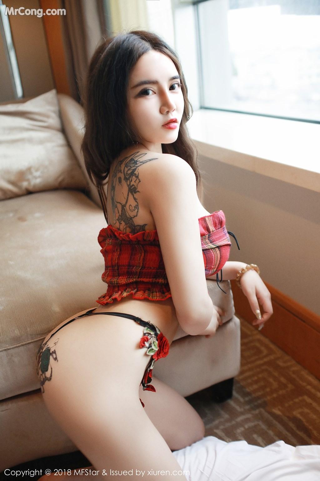 Image MFStar-Vol.157-Wen-Xinyi-MrCong.com-002 in post MFStar Vol.157: Người mẫu Wen Xinyi (温心怡) (32 ảnh)