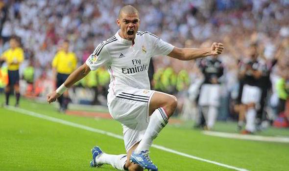 Pepe Hengkang Dari Madrid Di Bursa Transfer Musim Panas