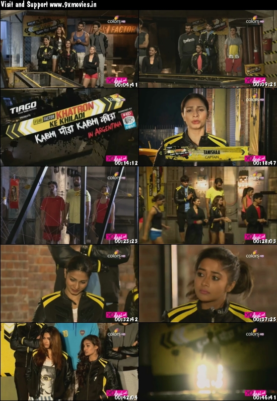 Khatron Ke Khiladi 7 Hindi 28 Feb 2016 HDTV 480p