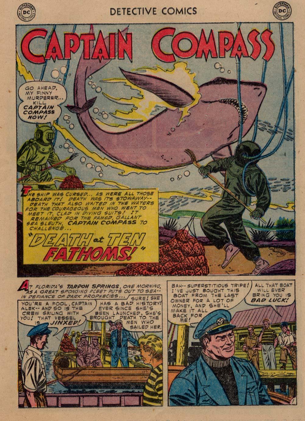 Read online Detective Comics (1937) comic -  Issue #212 - 14