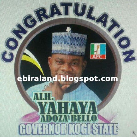 EXCLUSIVE: How Kogi Governor, Bello, squandered over N260 million 'security vote' days after assuming office May 13, 2016 Ibanga Isine.