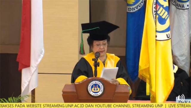 Ini Video Pidato Megawati Gunakan Istilah Pribumi