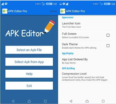 Apk Editor Pro v1.4.0 Apk