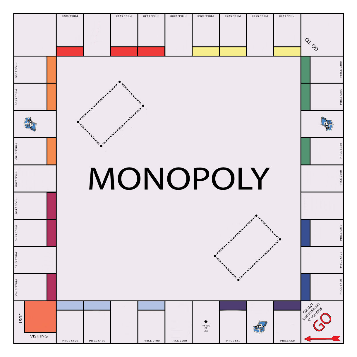 custom monopoly board template economic development news for sun prairie wisconsin if