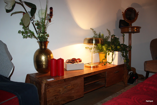 Vase et lampe Dutchbone