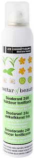 desodorante sin aluminio Carrefour Les Cosmetiques Nectar of Beauty