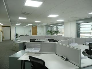 thiết kế theo tiêu chuẩn về ánh sáng