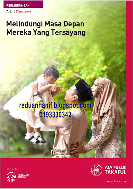 Income Replacement AIA Public Takaful