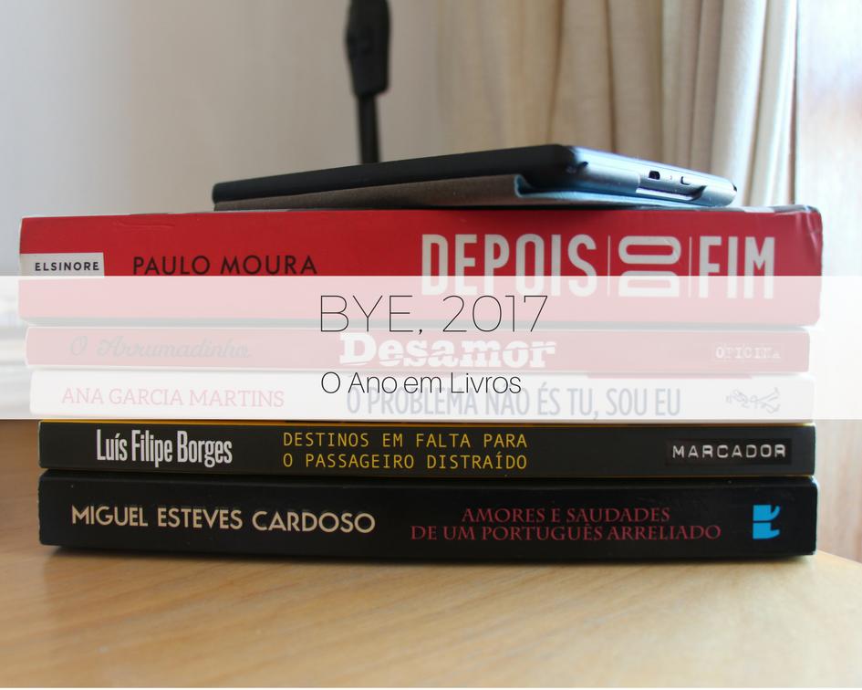 retrospectiva literária de 2017