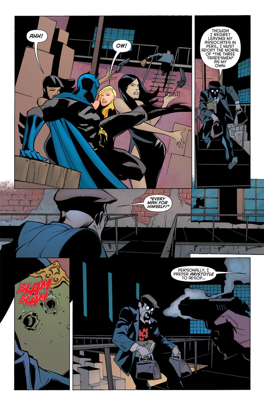 Detective Comics (1937) 846 Page 19