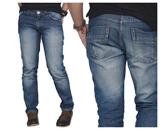 Model celana jeans pria, model celans jeans skinny, celana jeans pria