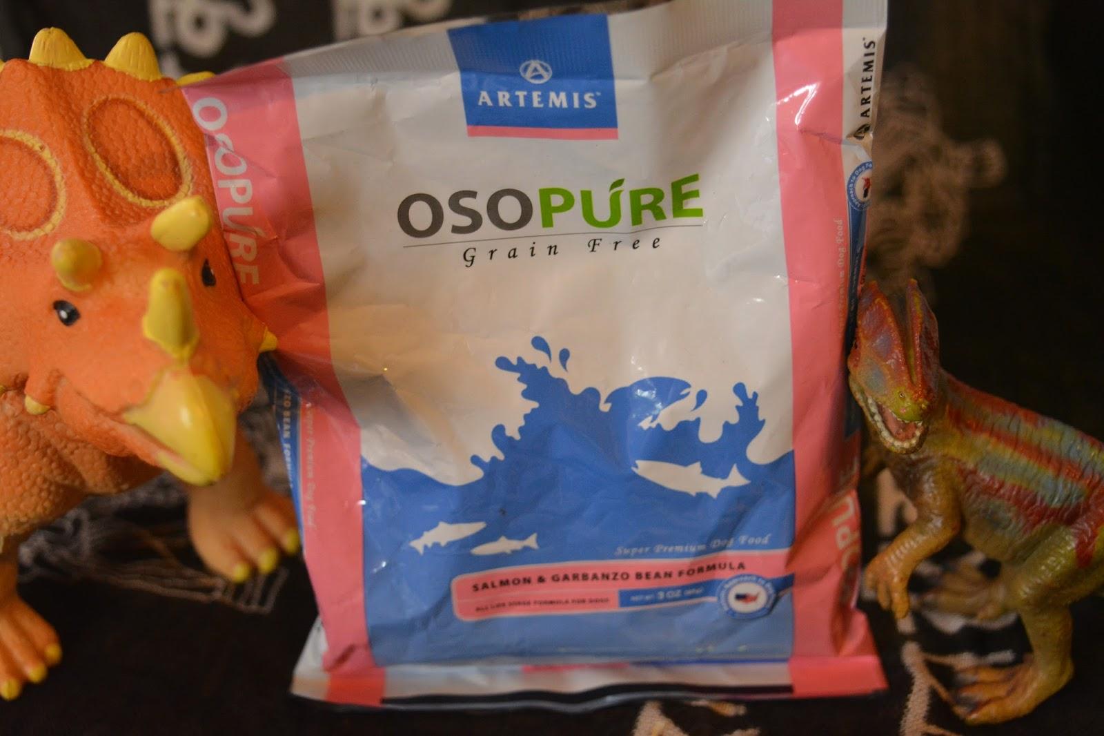 Osopure Dog Food Can