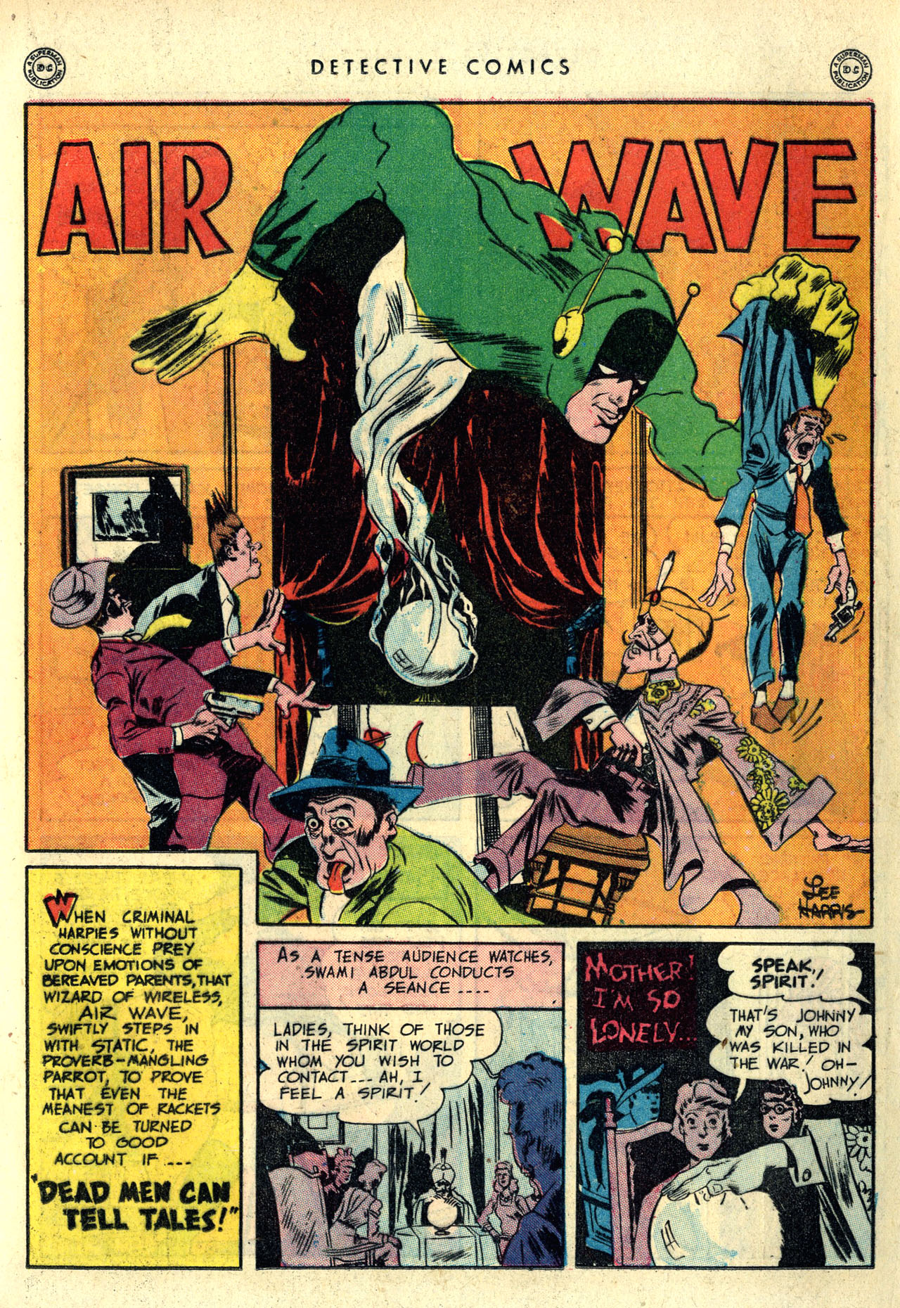 Read online Detective Comics (1937) comic -  Issue #115 - 17