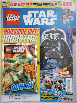 LEGO Star Wars Magazine Issue 12