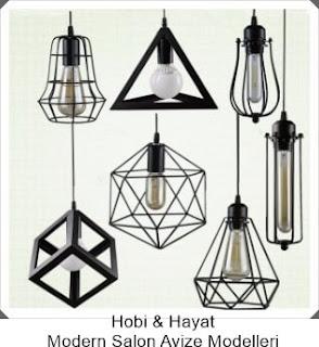 Hobi Avize Modelleri - Hobi Dekorasyon 4