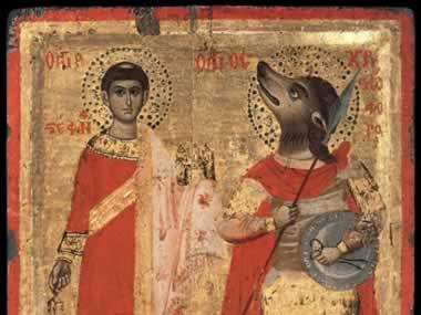 De cinocéfalos y ángeles