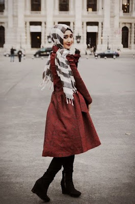 fashion hijab terbaru