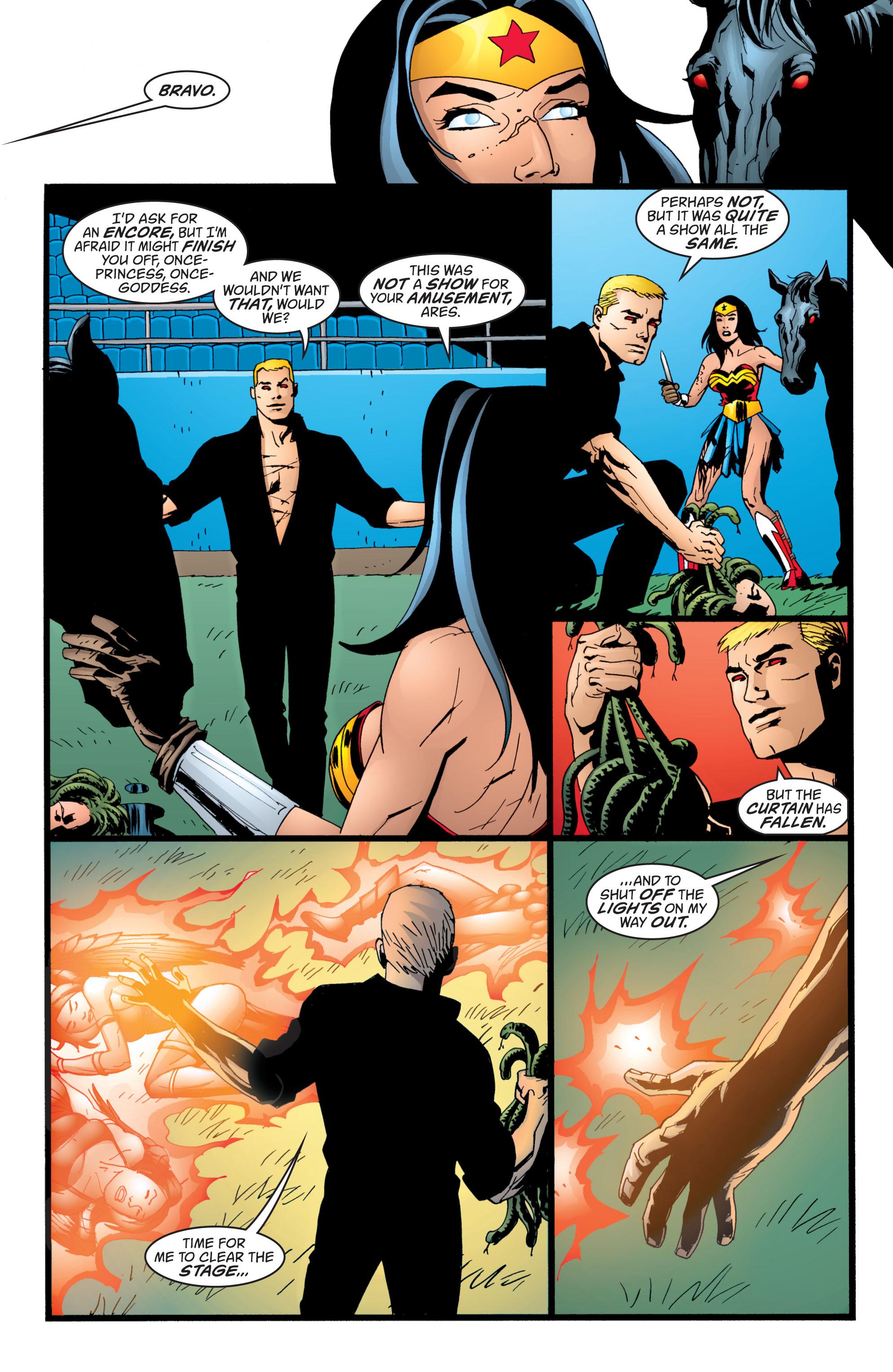 Read online Wonder Woman (1987) comic -  Issue #211 - 7